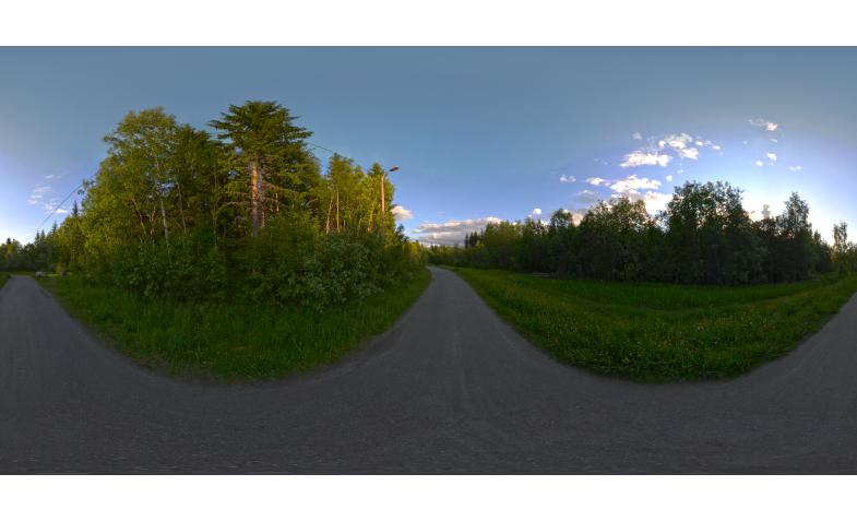 Hdri 001 Forest Nordicfx