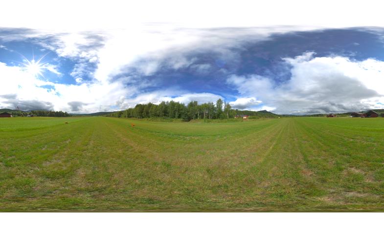 HDRI 005 – Grass Airfield | nordicFX